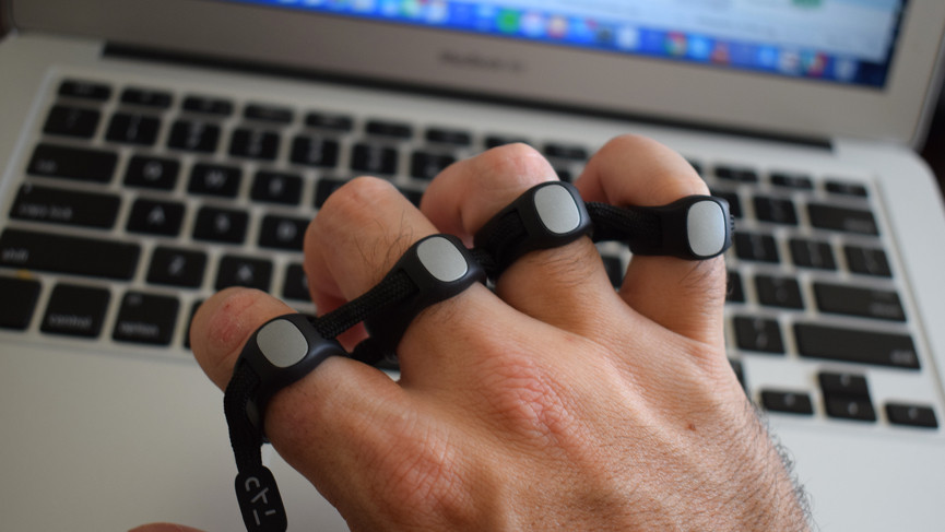 Living with Tap: The wearable that turns any surface into a