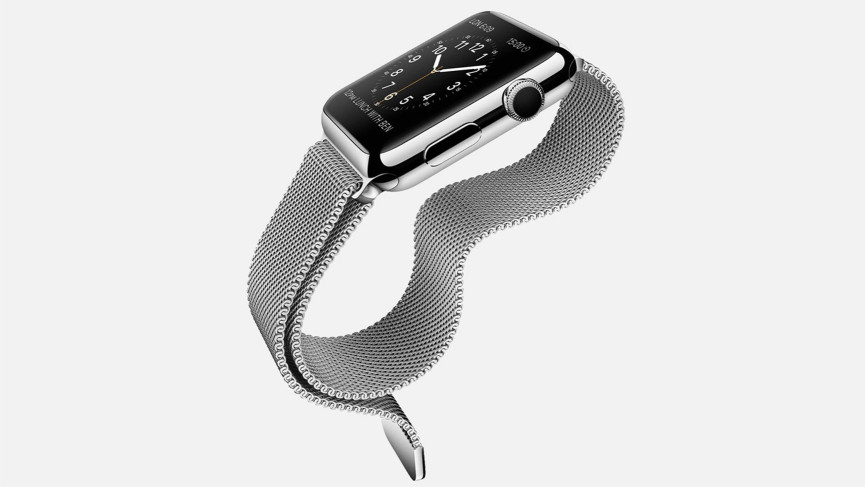 Best Apple Watch bands - steel mesh