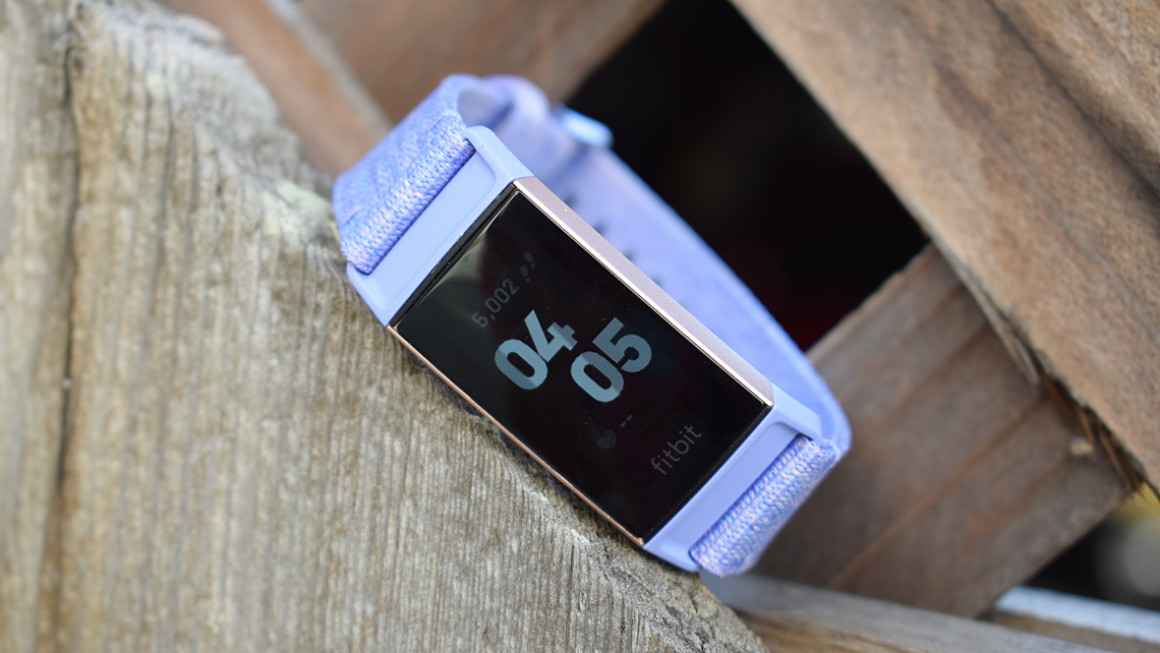 Fitbit Charge 3 design