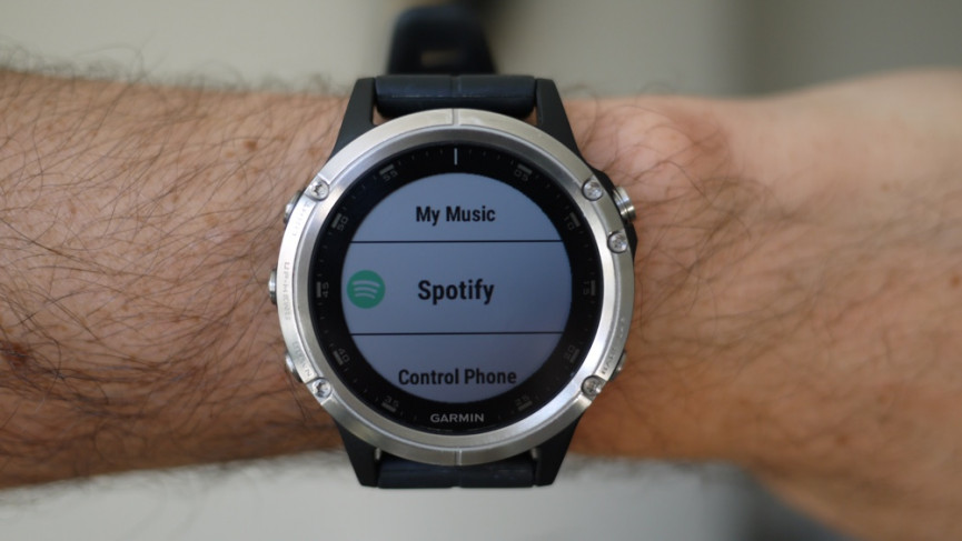 How to connect Spotify and sync music to your Garmin watch