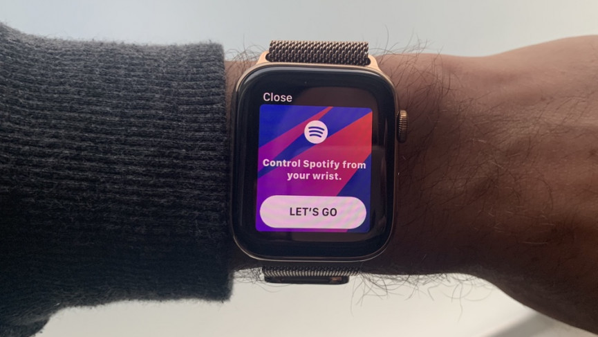 How to add and play music on the Apple Watch: Stream from