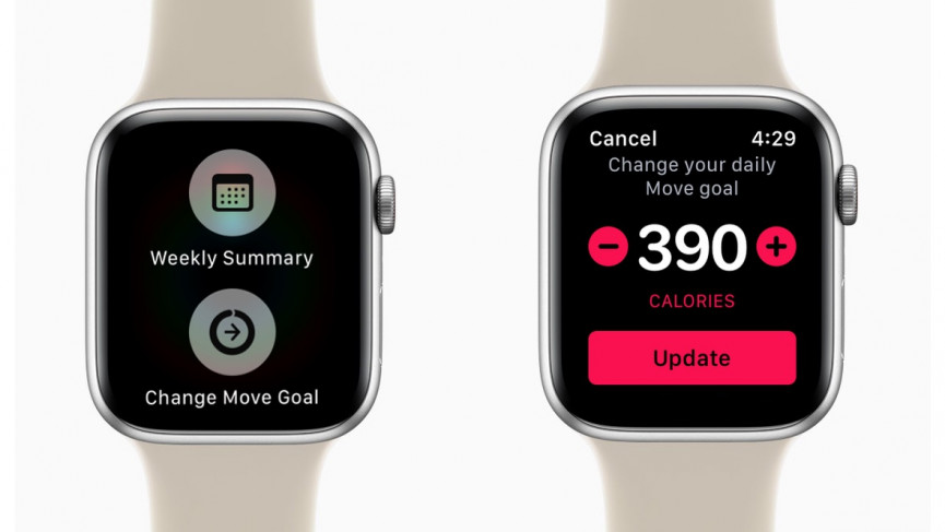 How to change calories on your Apple Watch