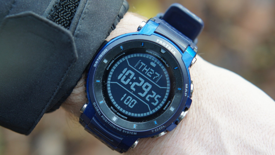 Casio Pro Trek WSD-F30 review
