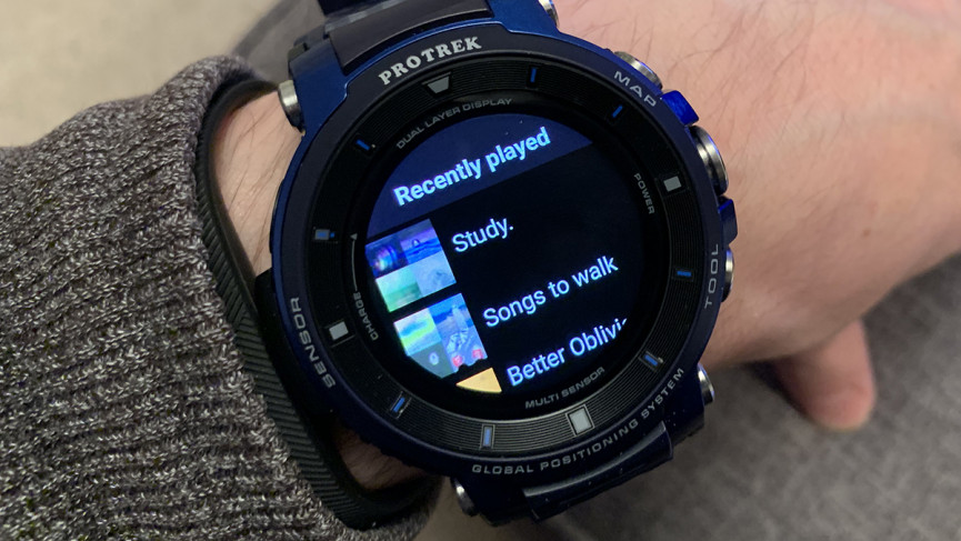 How to get music on your Wear OS smartwatch