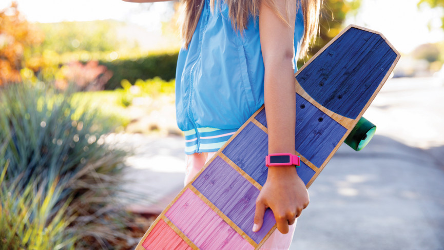 The colorful, kid-focused Fitbit Ace 2 is now on sale