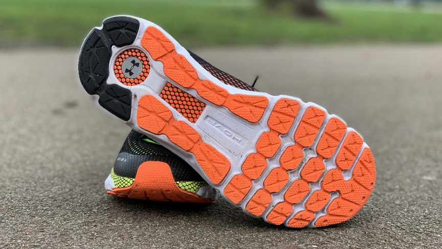 Under Armour Hovr Infinite smart running shoe review