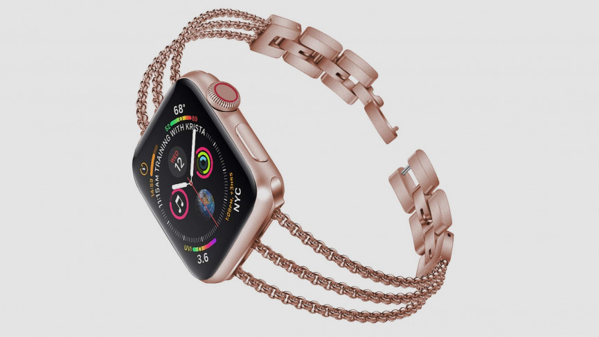 Best Apple Watch ladies metal loop