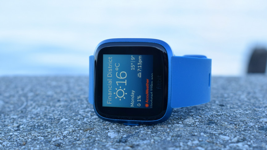 35f05935c35c83 The best smart watch. Fitbit had such great success with ...