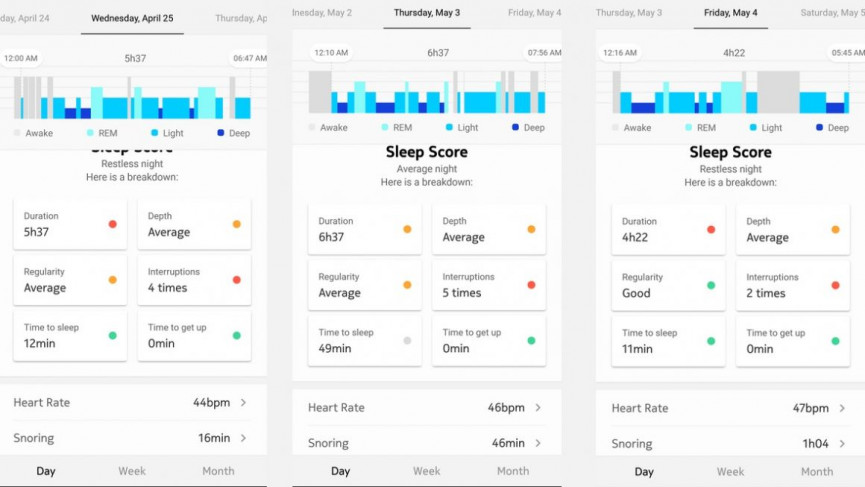 Best sleep trackers: We compare Fitbit, wearable and bedside