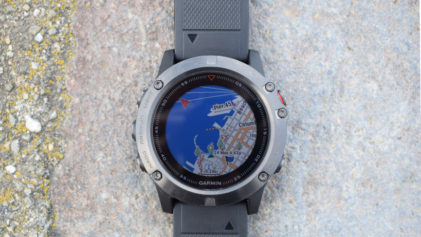 How to add GPX routes to your Garmin GPS watch