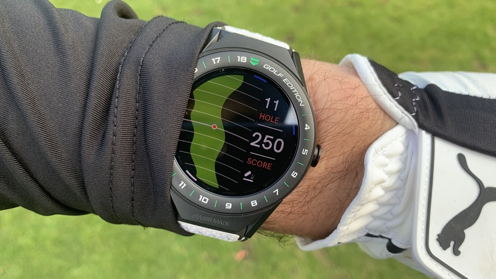 Tag Heuer Connected Modular 45 Golf Edition review