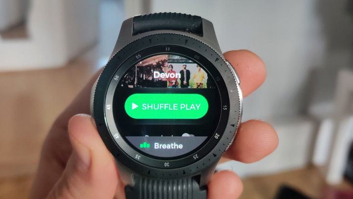 Samsung Galaxy Watch and Spotify: How to download, connect