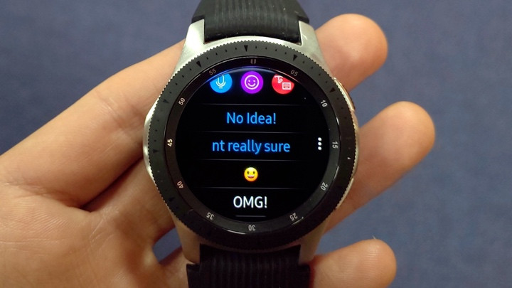 WhatsApp on Samsung smartwatches: How to send and reply to