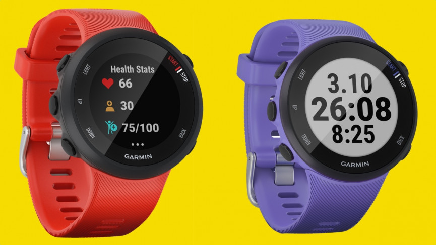 Top pick: Garmin Forerunner 45