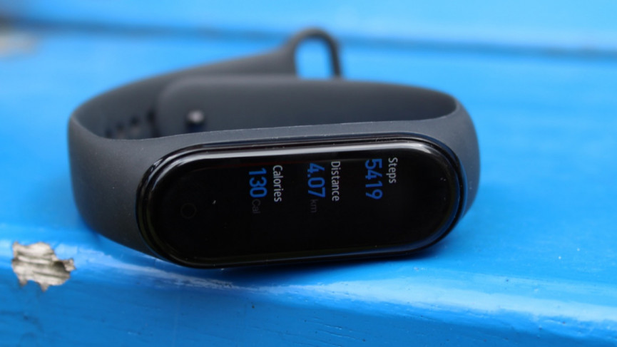 Best fitness tracker for value: Xiaomi Mi Band 4
