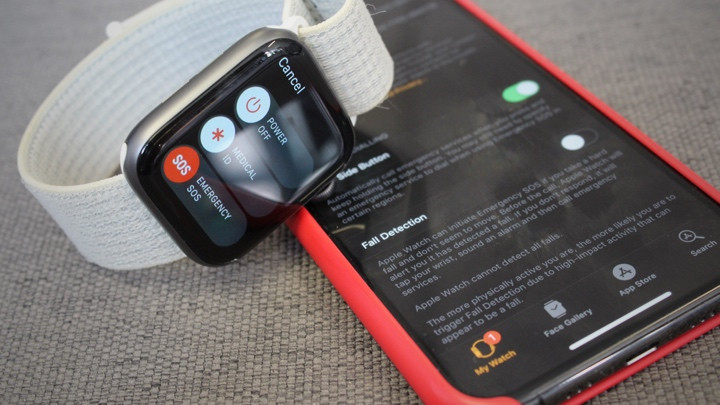How to use Fall Detection on Apple Watch