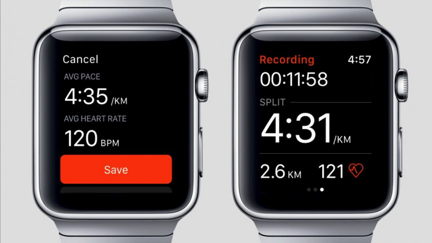 Best workout tracker: Strava