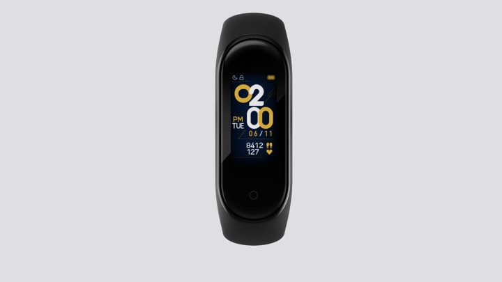 Mi Band 4 watch faces: the best watch faces available