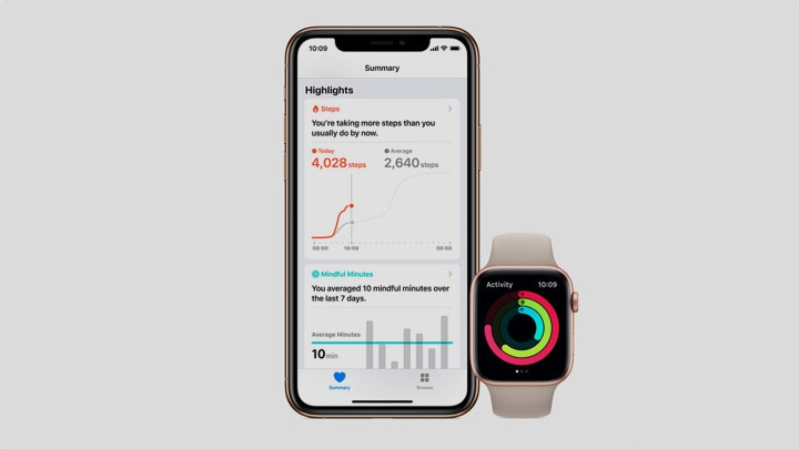 How to use Apple Watch with Apple Health