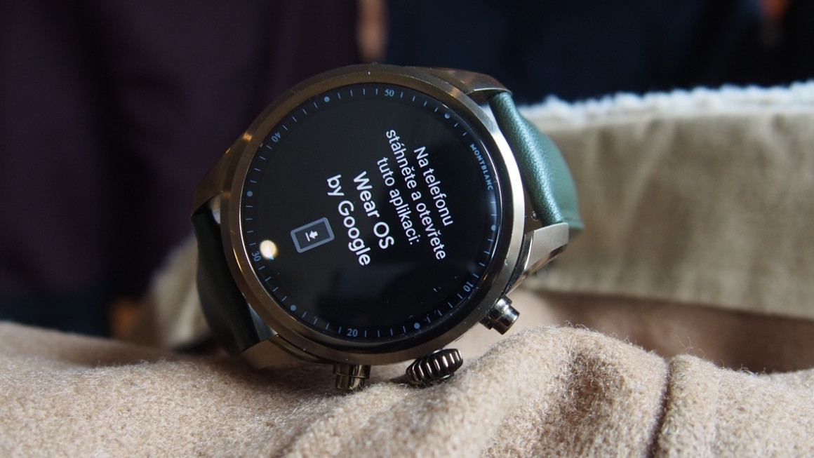 Montblanc Summit+ first look: Luxury smartwatch gets standalone powers EMBARGOED