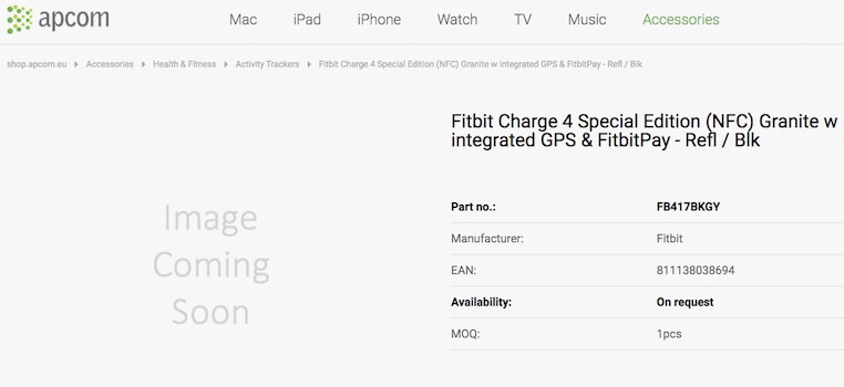 Fitbit Charge 4 could land with GPS built-in