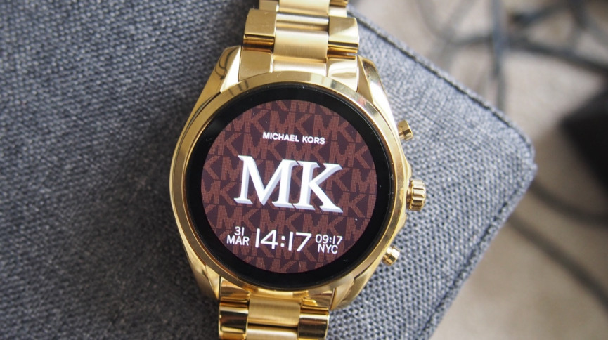Michael Kors Access Bradshaw 2 watch face
