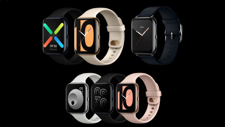 The Oppo Watch is official – but only launches in China