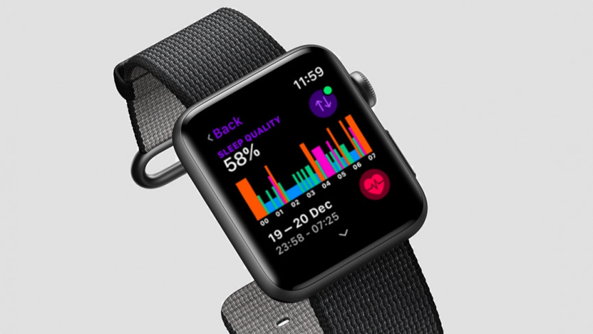 series 6 Blood oxygen and sleep tracking