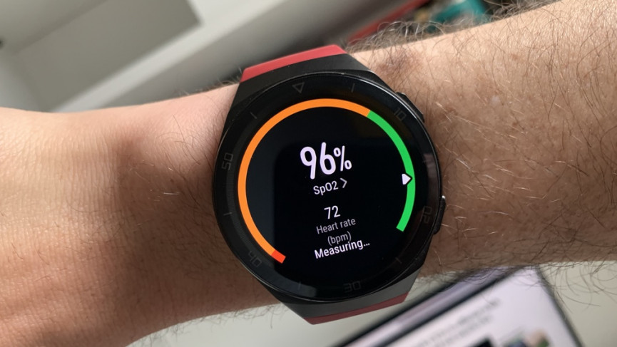 Huawei Watch GT 2e sports tracking