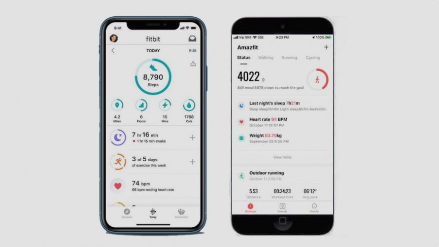 Amazfit v Fitbit: Which brand nails the wearables, apps and features