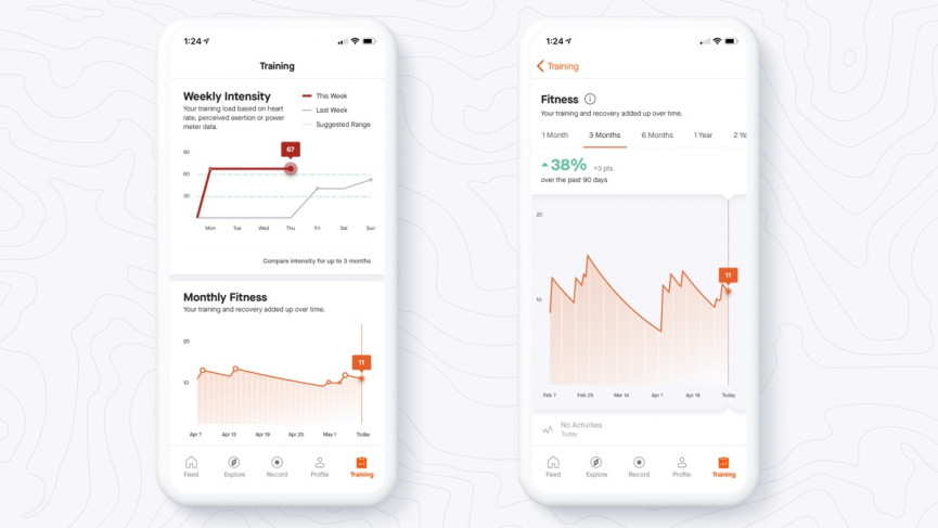 Strava update puts focus on training – but big features go behind the paywall