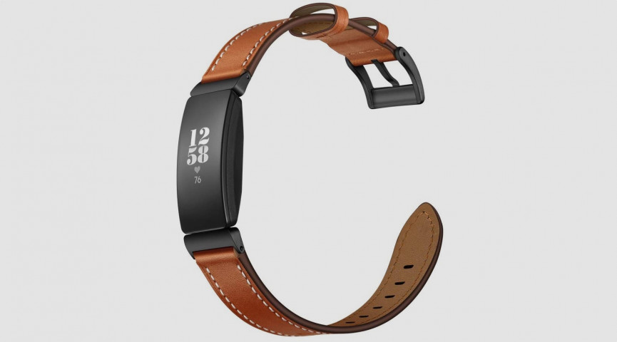 Fitbit Inspire leather replacement strap