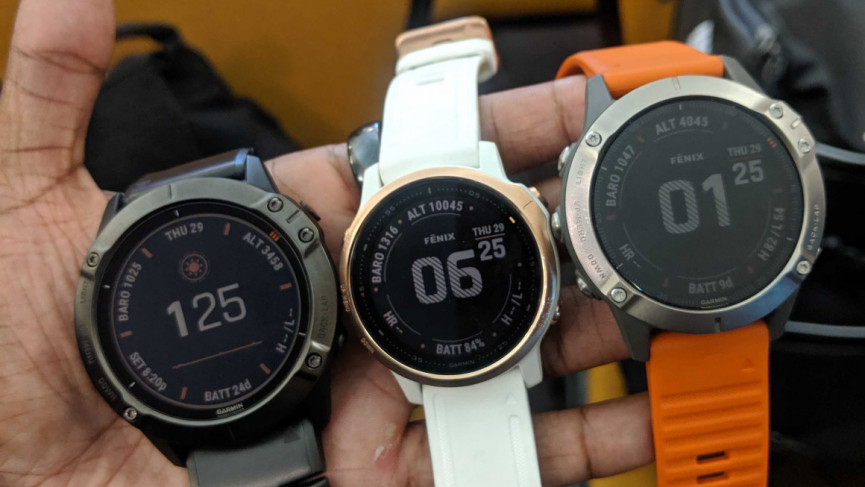 Garmin Fenix 7 wish list: New features we want to see