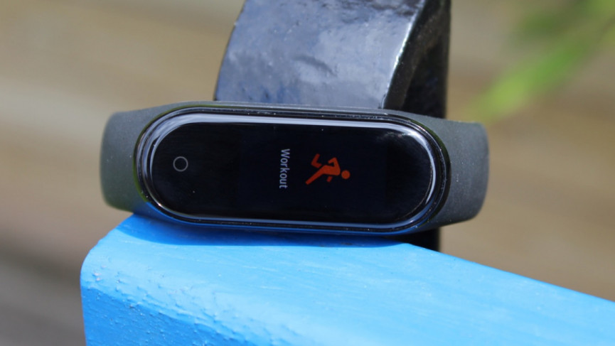Fitness tracking features