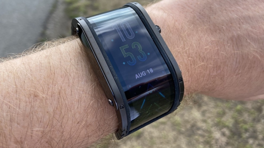 First look: Nubia Watch is a real life version of a smartwatch vision that never happened
