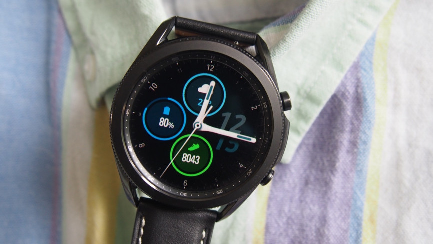 Samsung Galaxy Watch 3 - the best for Android users