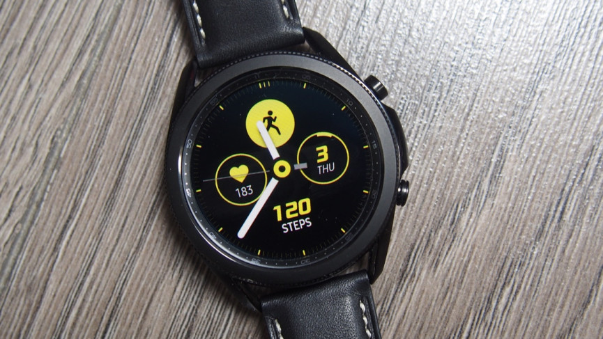 Fit Future watch face for Samsung Galaxy Watch