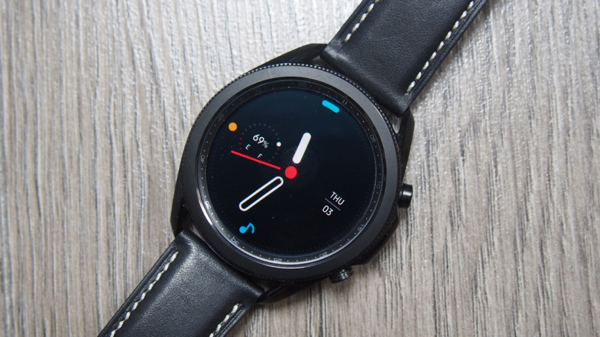 My Day watch face for Samsung Galaxy Watch