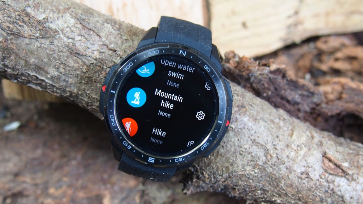 Honor Watch GS Pro outdoor workout modes