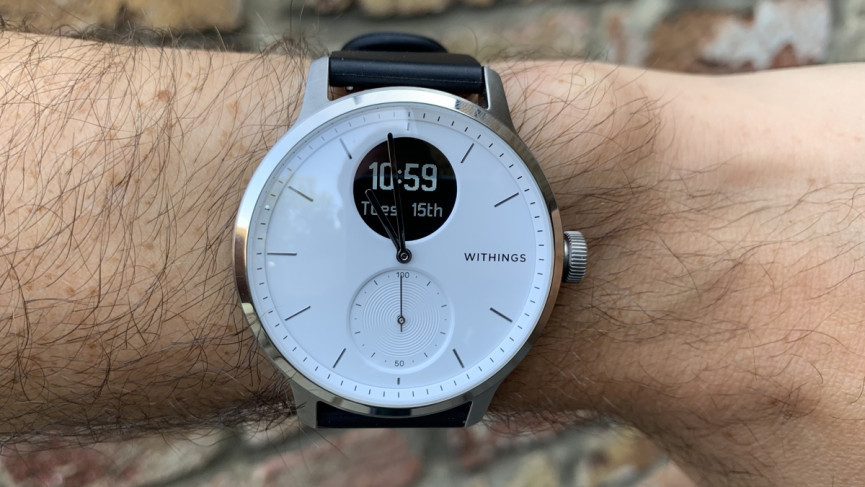 Withings ScanWatch and spo2 reading