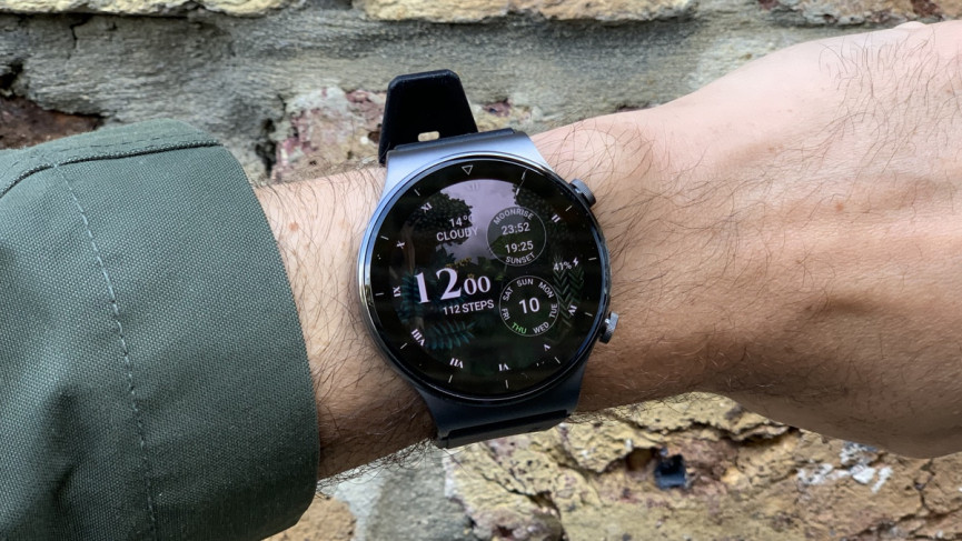 Huawei Watch GT2 Pro goes official – here's our first impressions