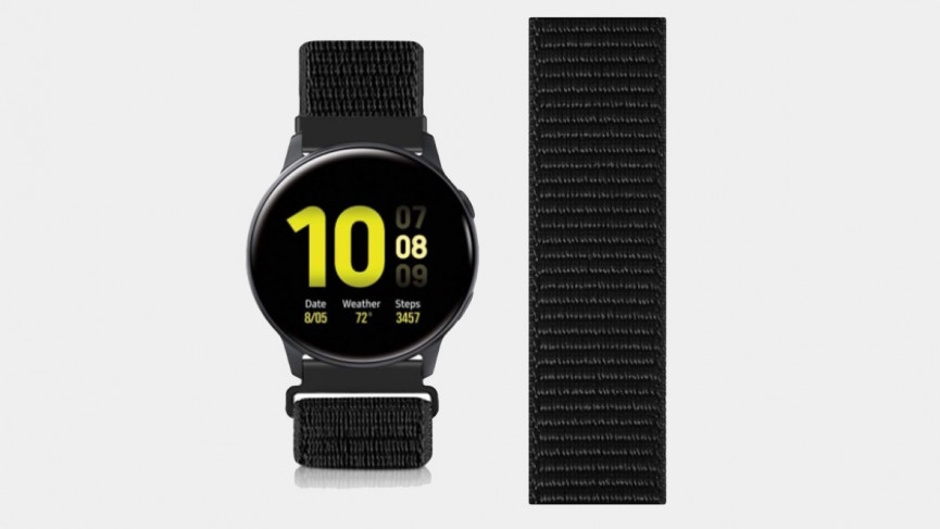 41mm Samsung Galaxy Watch 3 nylon band