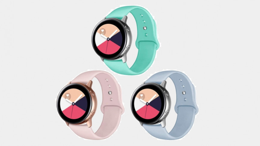 Samsung Galaxy Watch 3 cheap silicone sport band