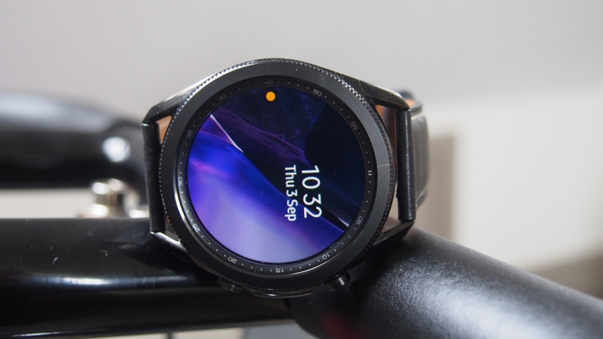 Samsung Galaxy Watch 3 turn off and on