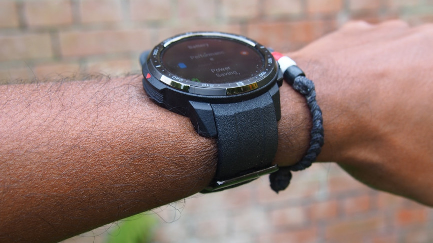 Honor Watch GS Pro profile and thickness