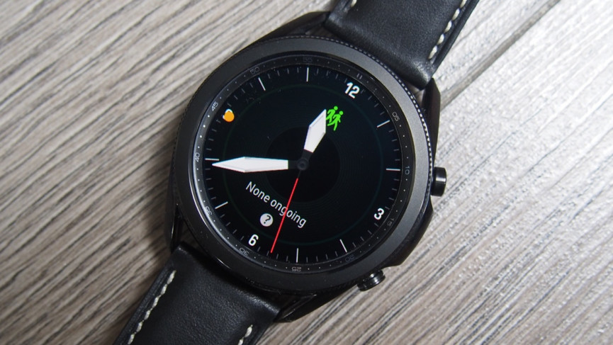 Step Challenge 2 watch face for Samsung Galaxy Watch