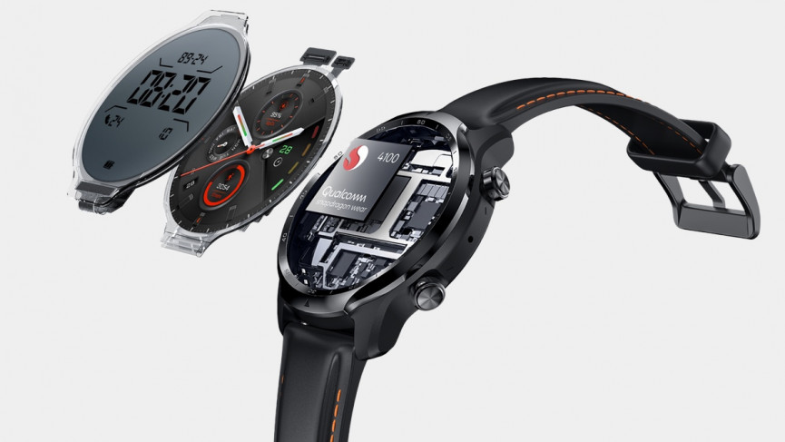 TicWatch 3 Pro with 4100 Snapdragon
