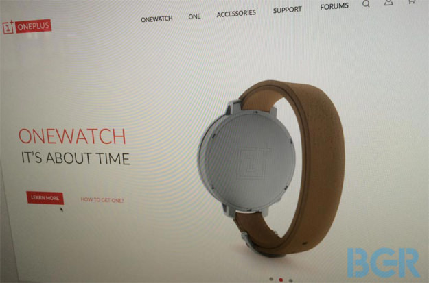 OnePlus Watch reportedly delayed as wait for smartwatch goes on