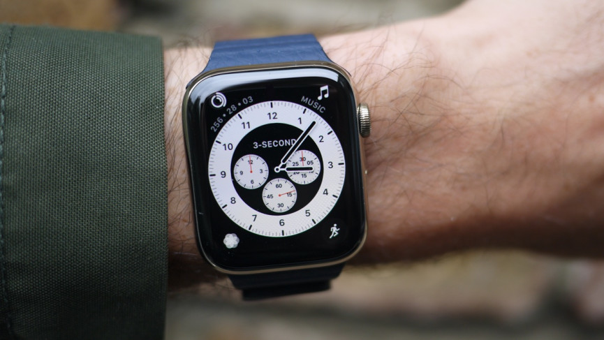 Apple Watch Series 6 full battery listing 36 hours with 90 min fast charge