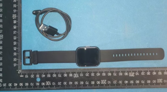 Wyze Watch 44 at the FCC